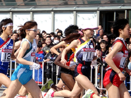 yokohama_ekiden_start1